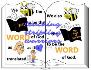 8th Article of Faith example wm