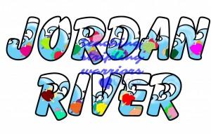 Jordan river water mark