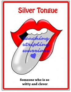 silver tongue wm
