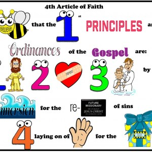 4th article of faith example