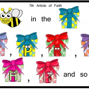 7th article of faith example