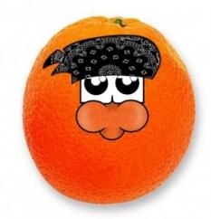 orange thug