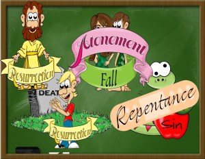 chalkboard plan of redep 4