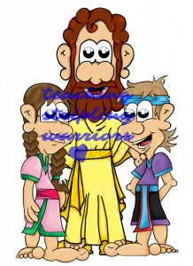 jesus nephite children wm