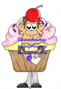cupcake man wm