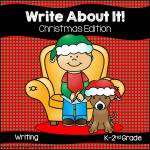 Write About It Christmas Edition