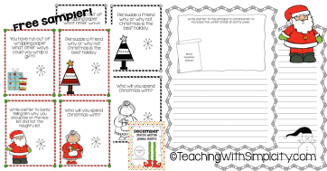 December Journal prompts