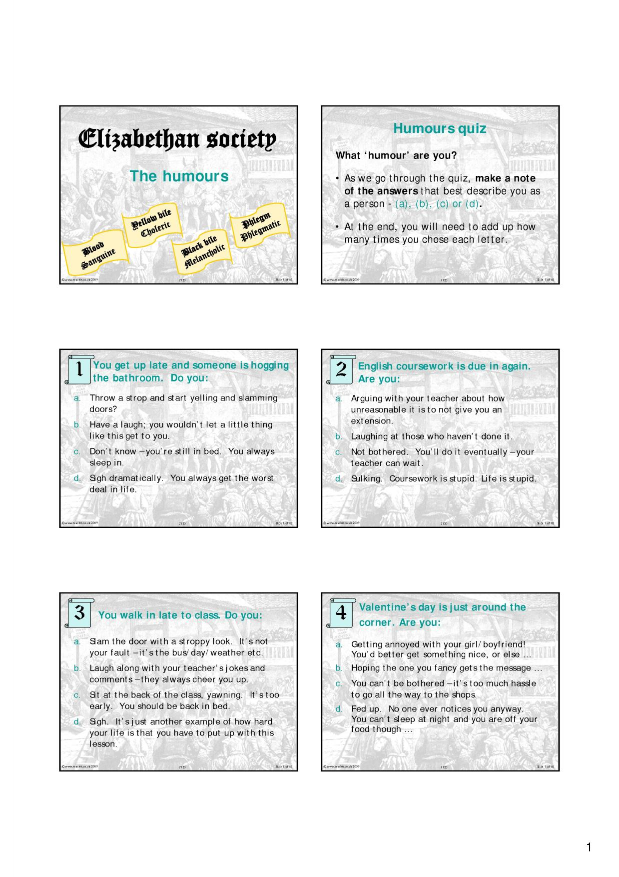 Introduction To Shakespeare Background And Biography