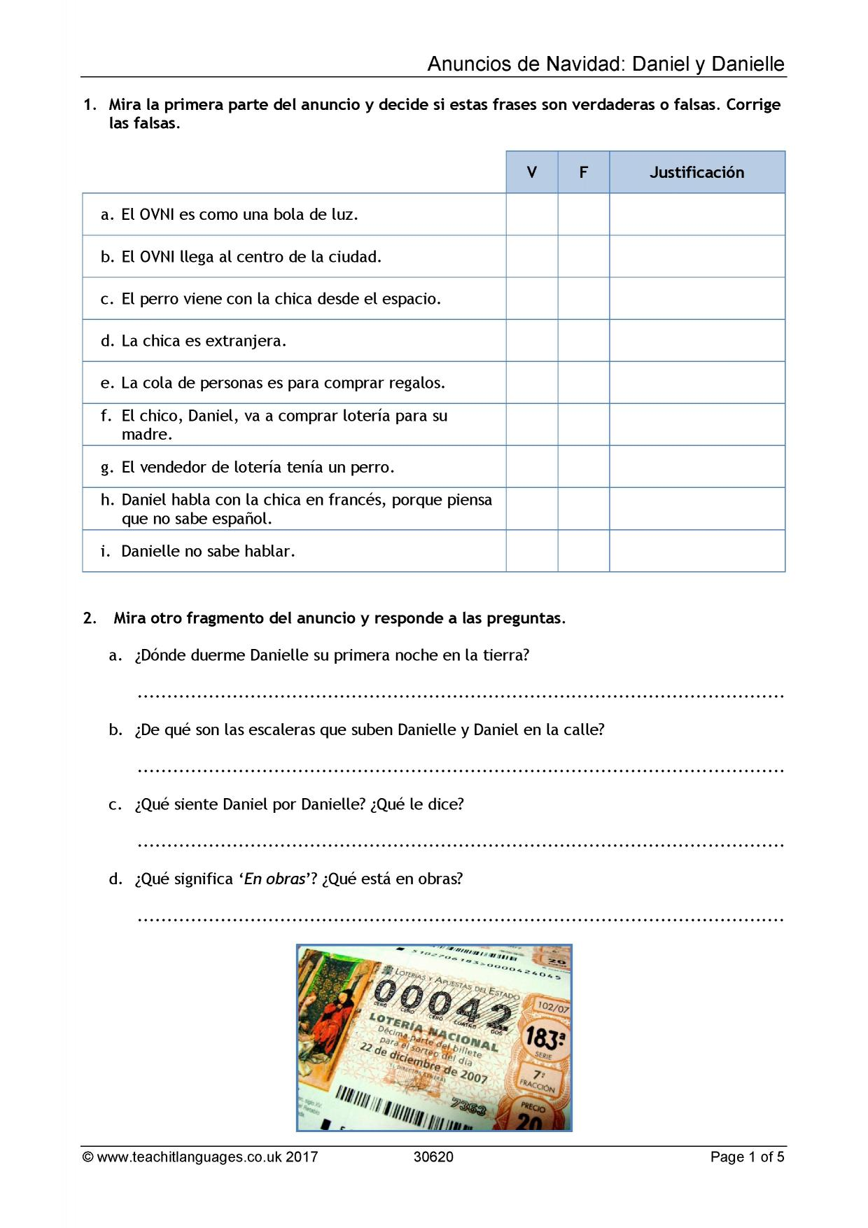 Spanish Language Teaching Resources