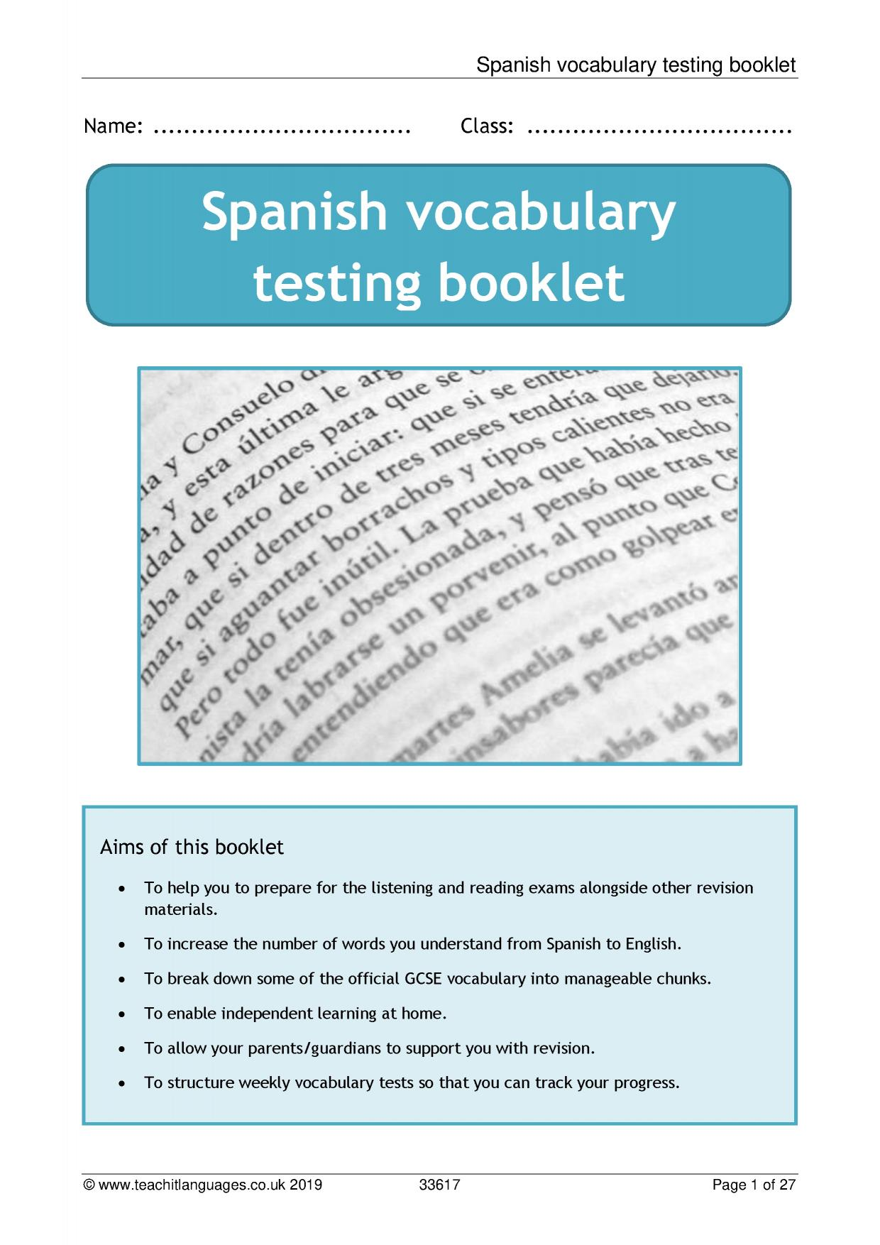 Teach Child How To Read Phonics Revision Booklet