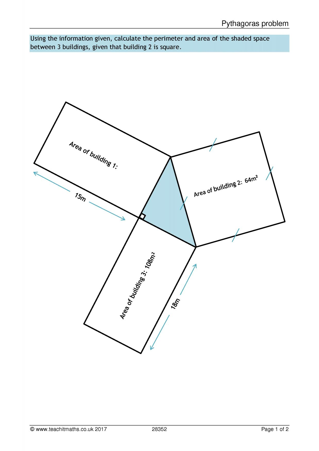 Ks4 Geometry And Measure Resources