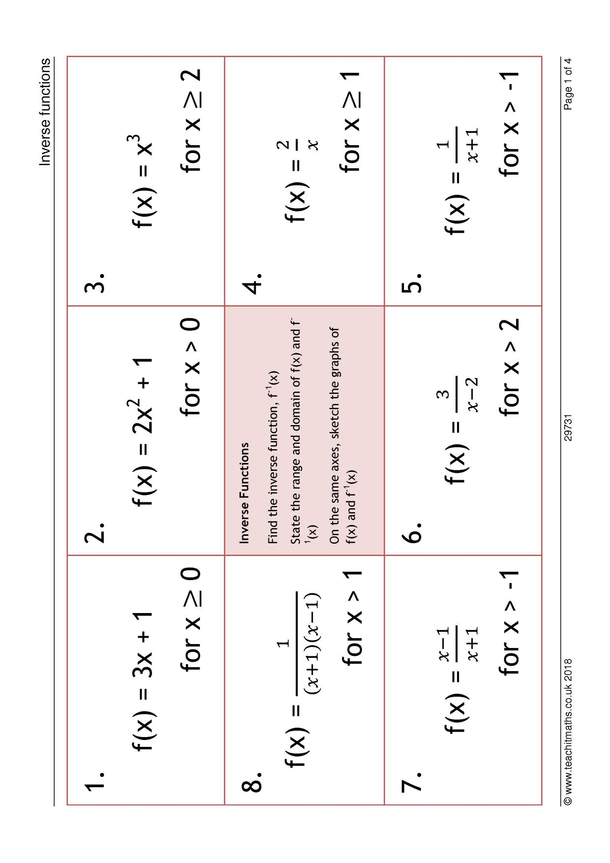 All Our Ks5 Maths Resources