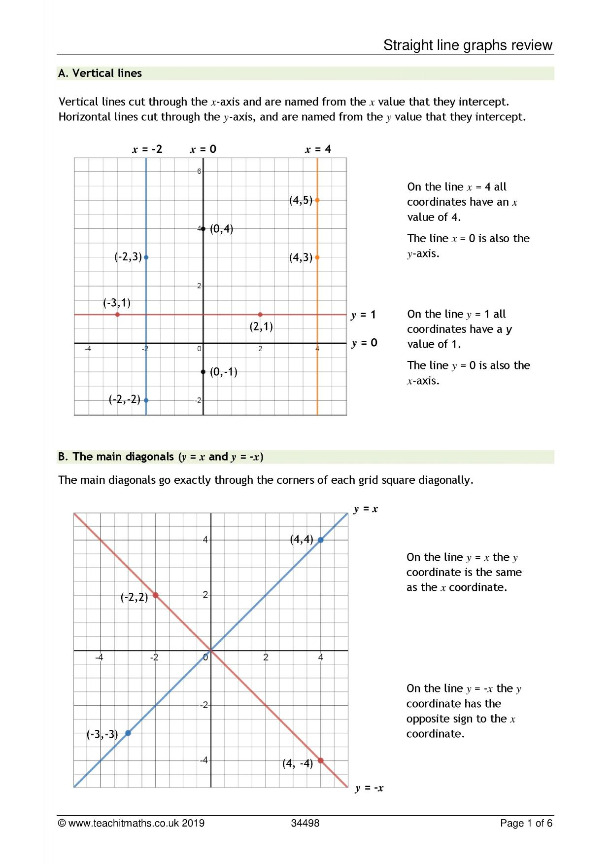 Ks4 Gcse Maths