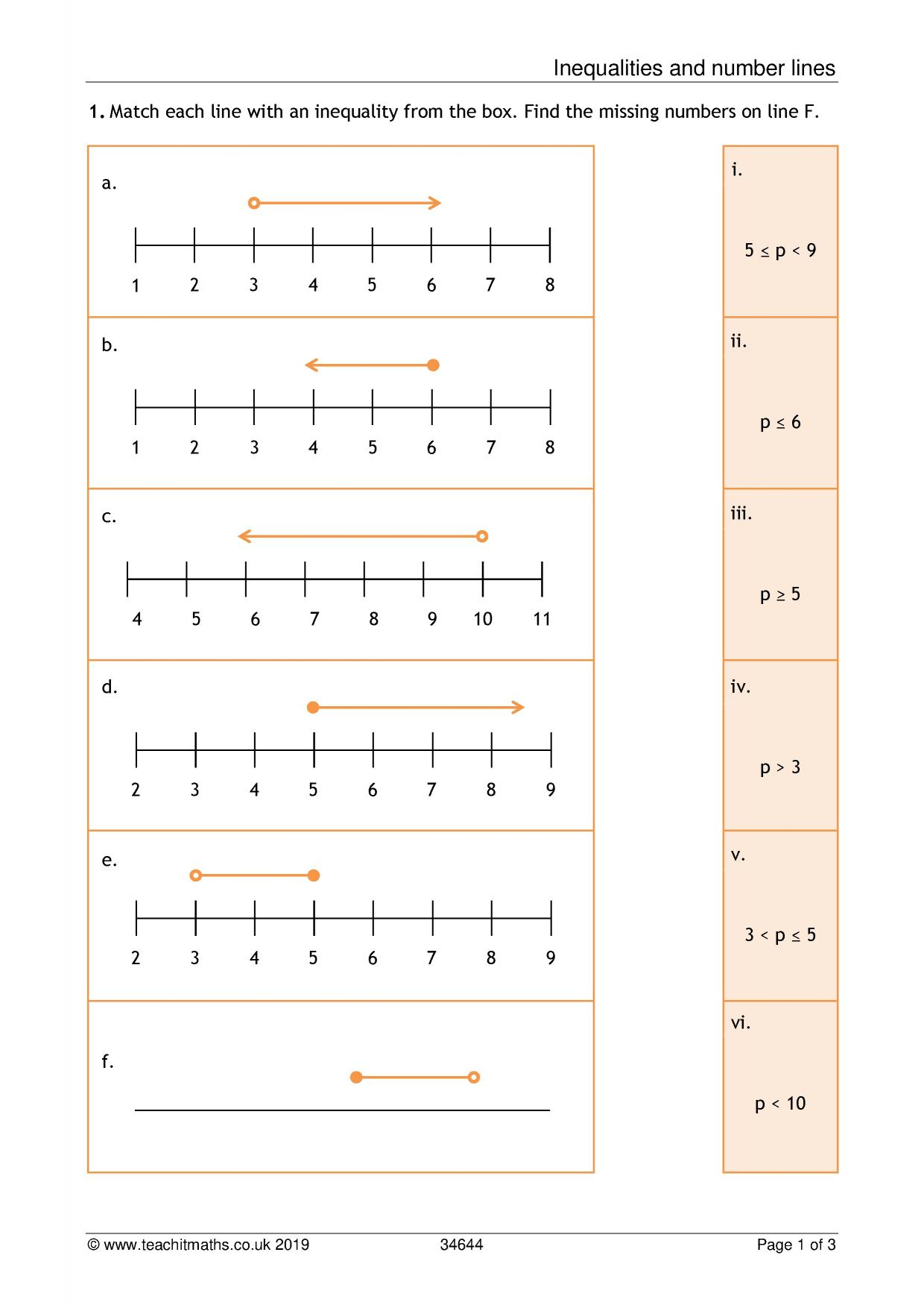 Rounding To Significant Figures Worksheet Tes