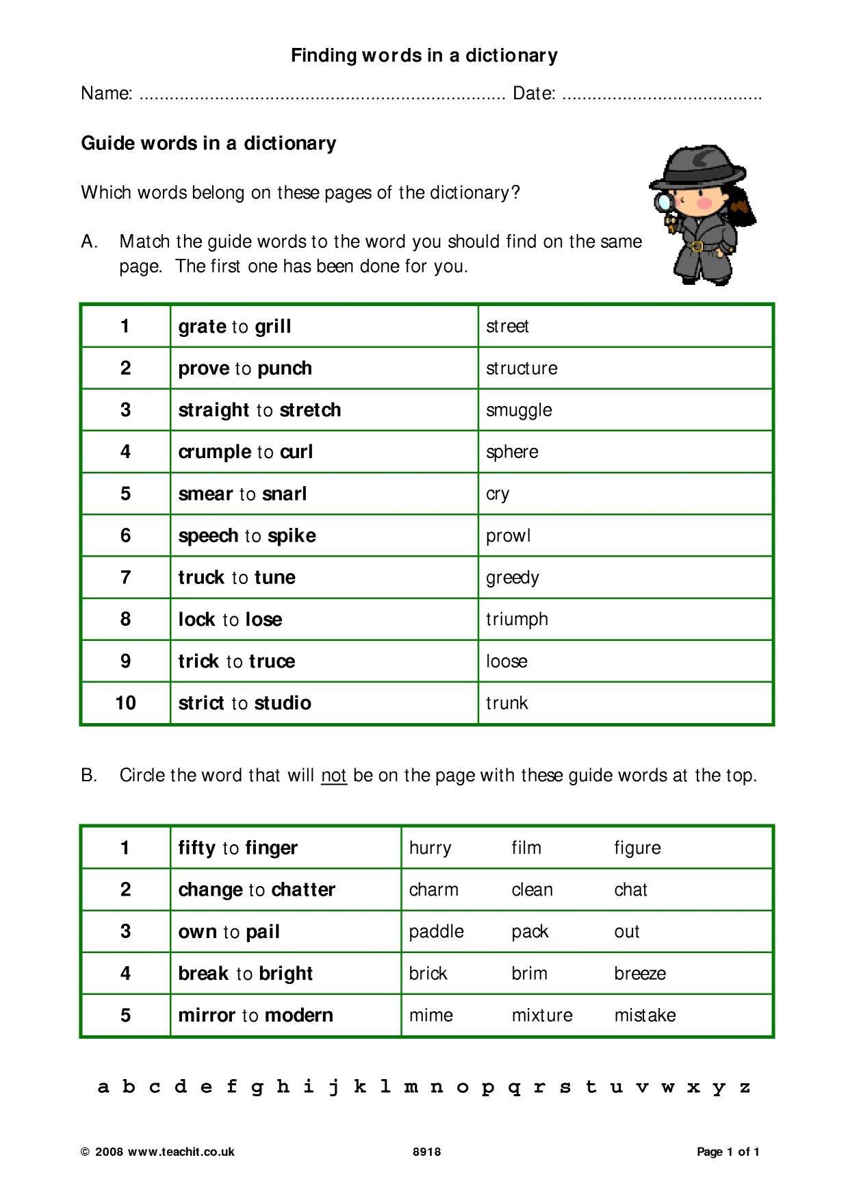 Ks2 English Resources