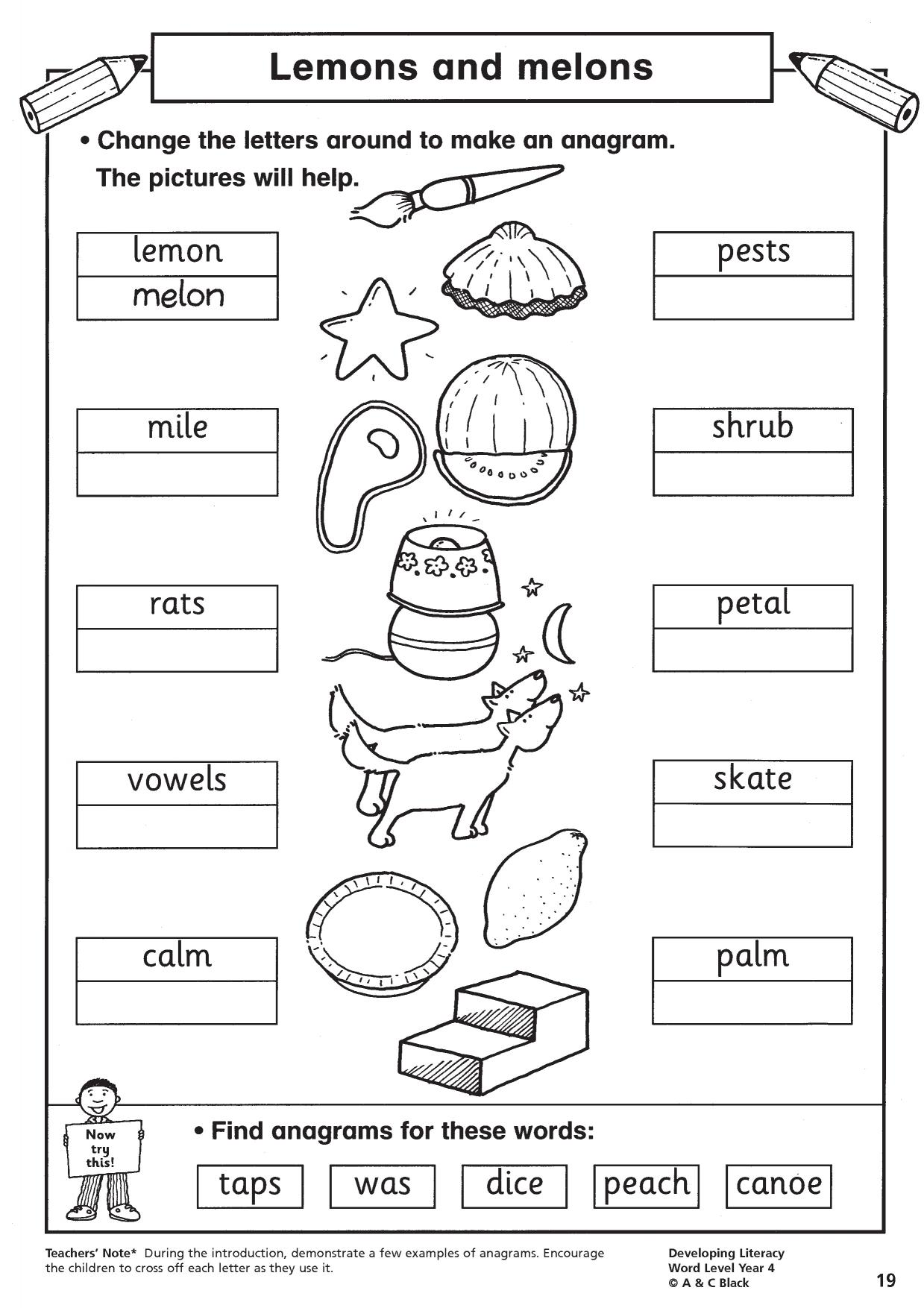 Spelling For Older Learners