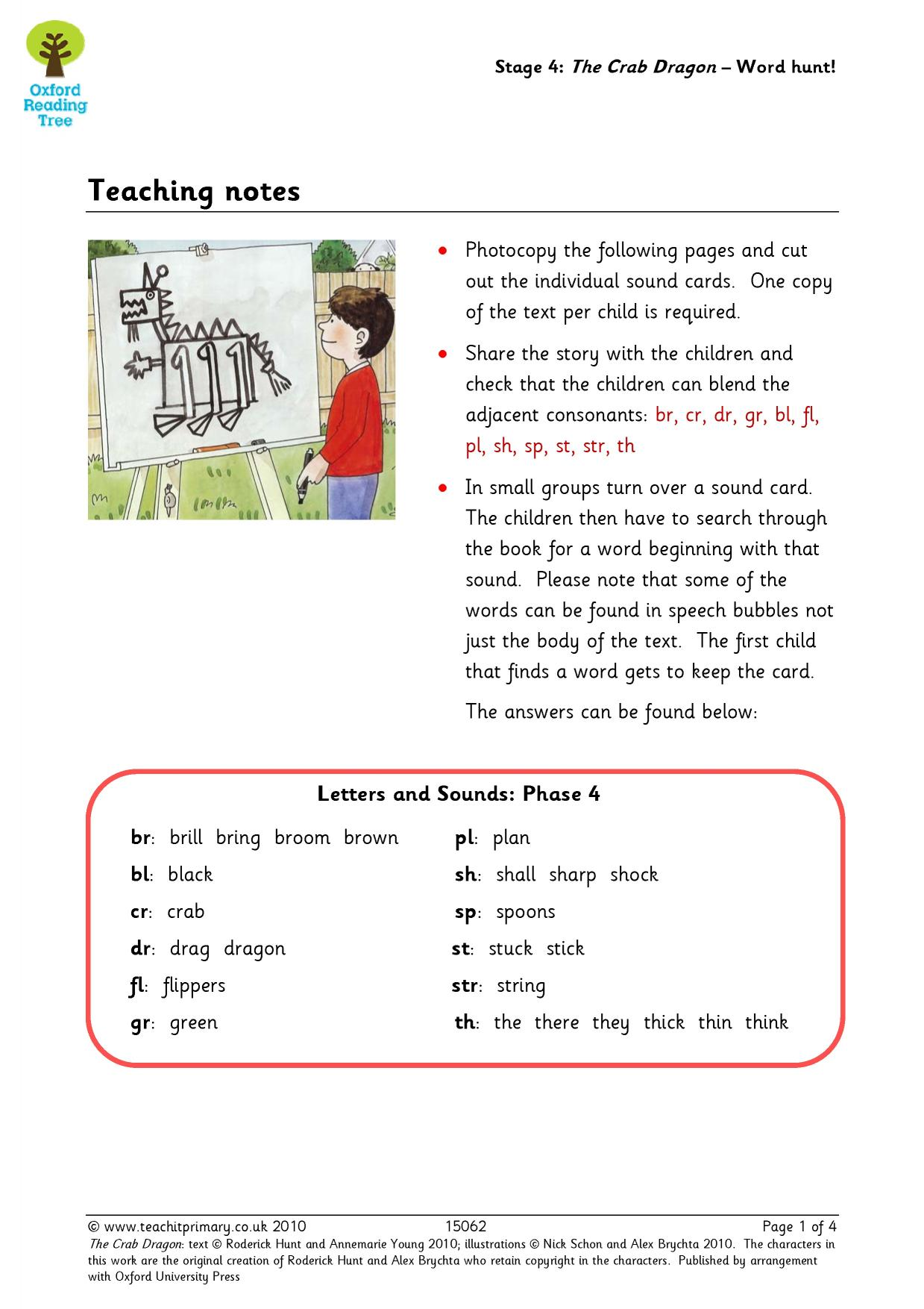 Phase 4 Phonics Worksheets Printable Worksheets And Activities For Teachers Parents Tutors And Homeschool Families