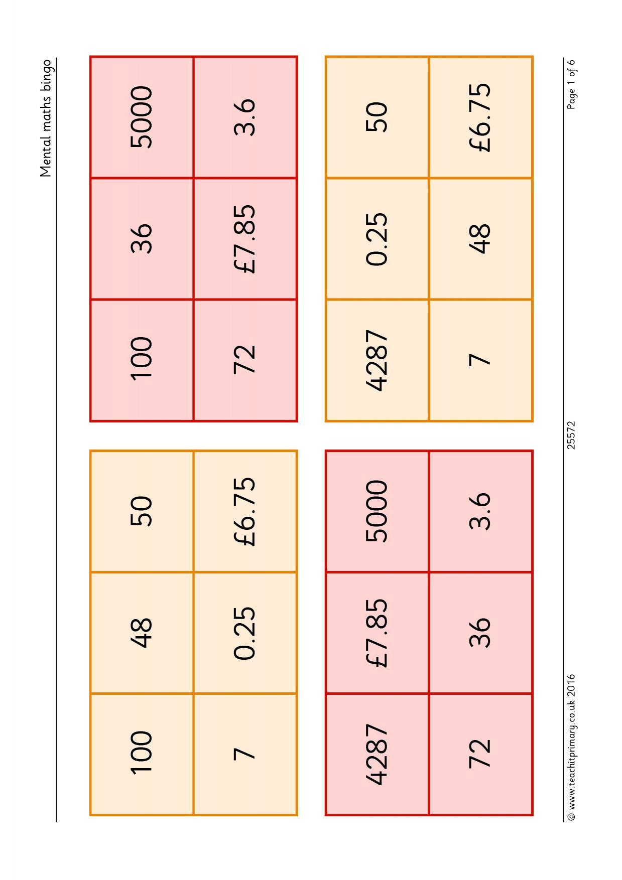 Roman Numerals Ks2 Worksheet Year 3