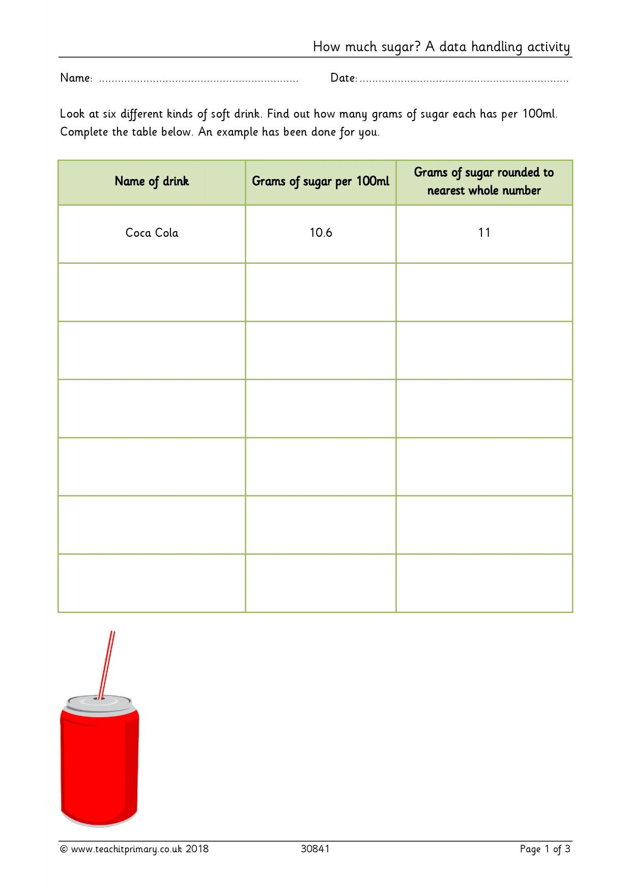 Ks2 Maths Statistics Resources