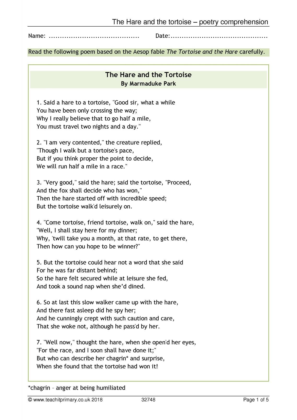 Year 6 Leavers Poem