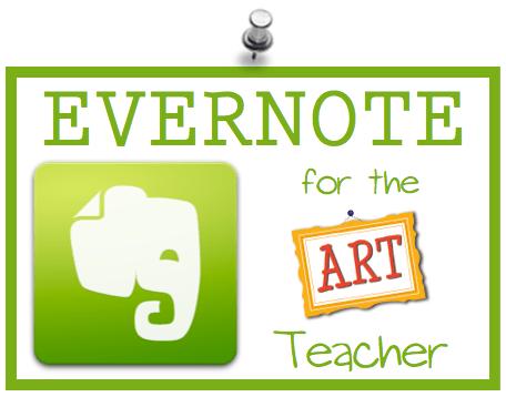 Evernote for the Art Teacher