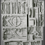 Sculpture by Louise Nevelson