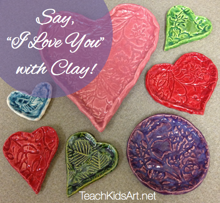 """Say """"I Love You"""" with Clay"""