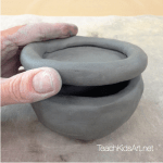 Ceramic Pot of Gold step 8