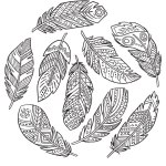 jumo_health_feathers coloring sheet