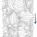 jumo_health_watermelon coloring sheet