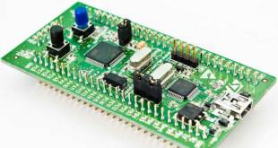 programming the stm32f1 discovery