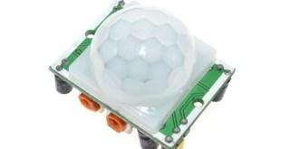HC-SR501 PIR motion sensor