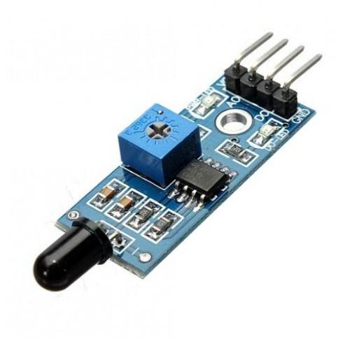 arduino fire detector