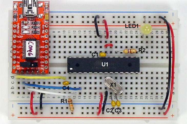 Arduino Breadboard