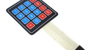 Arduino Keypad 4x4