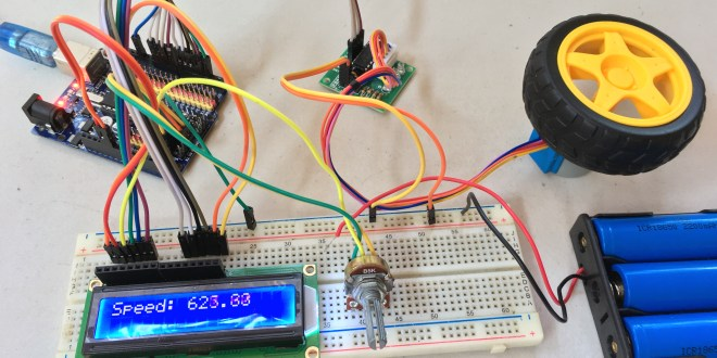Control 28BYJ-48 with Arduino