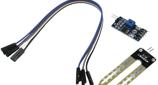 soil moisture sensor esp8266