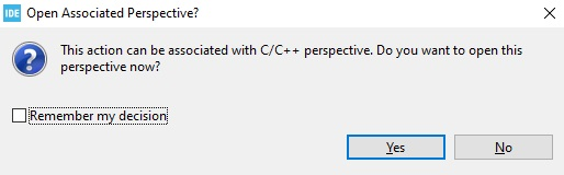 Just click Yes again!