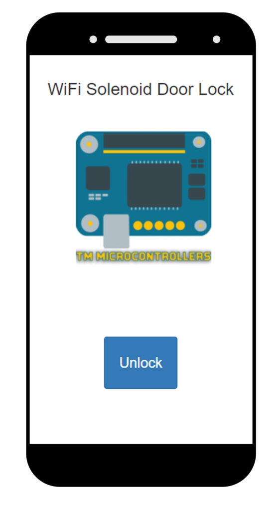 solenoid wifi remote control app