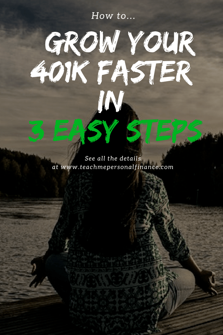 Whether you are a beginner or an old hand at investing, your 401k can play a huge part in your retirement strategy. Just make sure you aren't leaving money on the table because it can cost you big time later on. #investing #retirement #401k #investingtips #retireearly #IRA #savemoney
