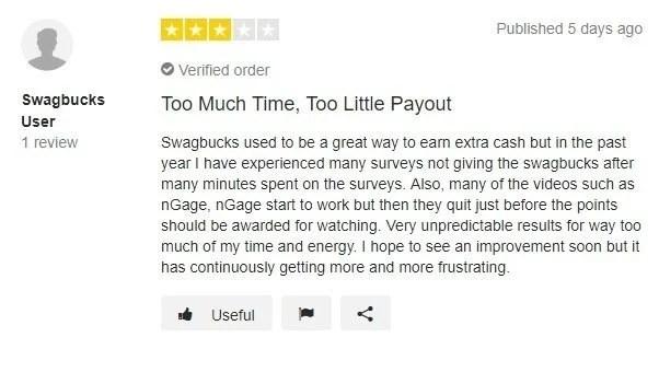 swagbucks review bbb