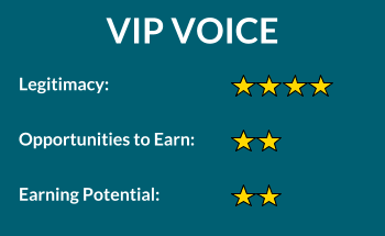 VIP Voice Rating