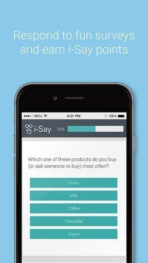 ipsos isay app