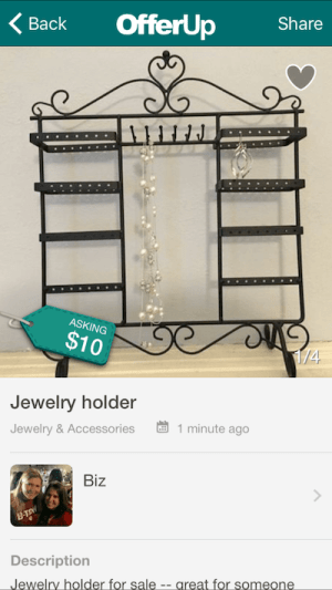 OfferUp Review: One Stop Shop for Selling Secondhand Things
