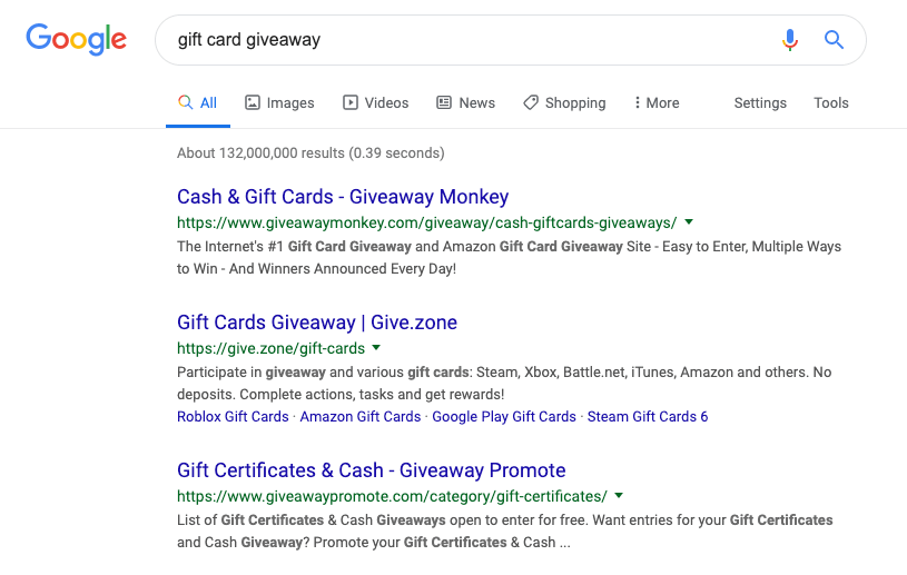 10 Quick and Easy Ways to Earn Free Gift Cards (2019)