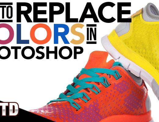 Replace Colors in Photoshop