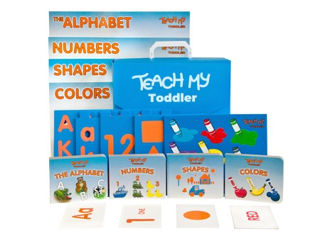 teach my toddler learning kit