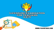 Licensure Examination for Teacher - (LET)