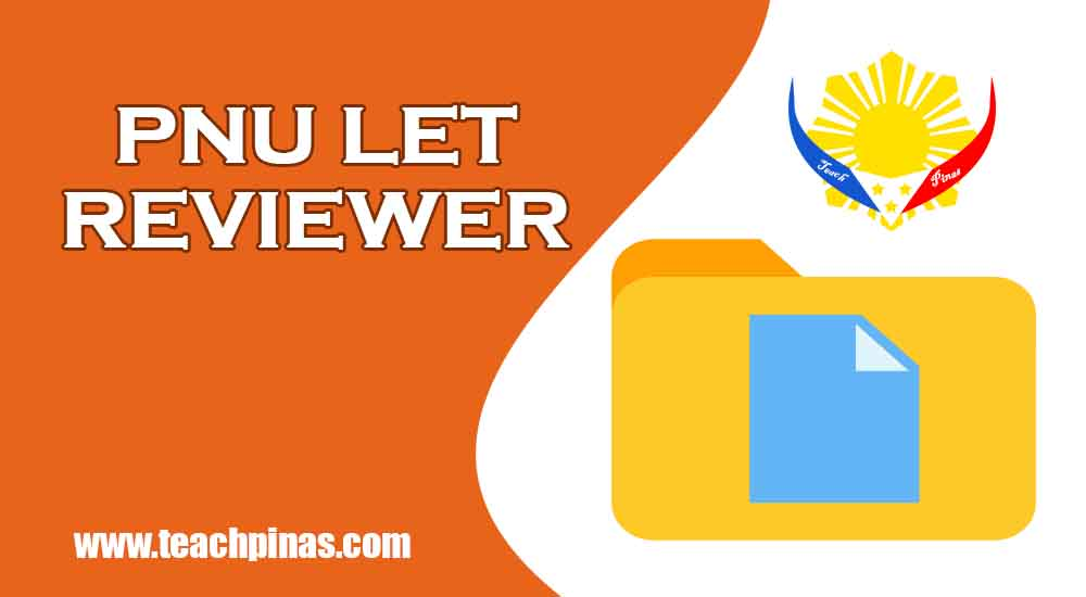 PNU LET Reviewer pdf