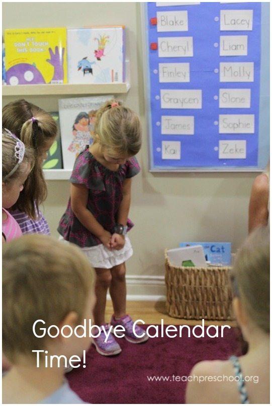 Say goodbye to calendar time!
